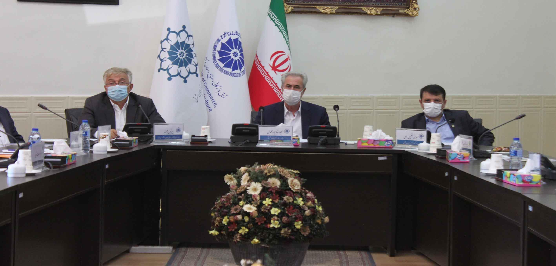 هفتاد و چهارمین نشست شورای گفتگوی دولت و بخش خصوصی آذربایجان شرقی برگزار شد