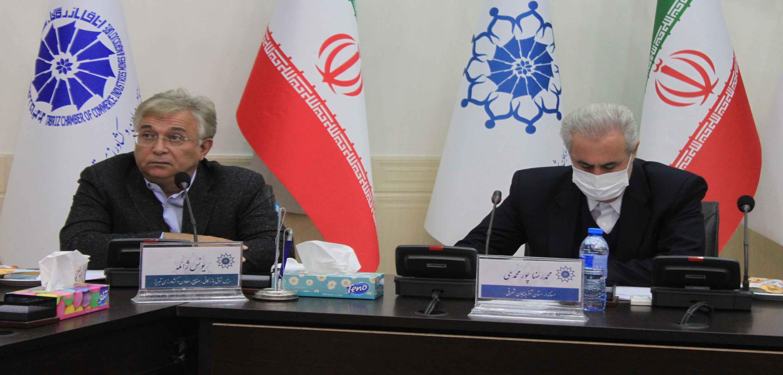 مشکل واحدهای تملیکی بانک ها و افزایش بهای گاز صنایع بر روی میز شورای گفتگوی استان